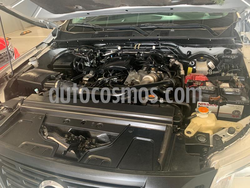 Nissan NP300 Frontier Doble Cabina S Diesel 4x4 A/A Paquete de Seguridad usado (2018) color Plata precio $320,000