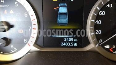 Nissan NP300 Frontier LE 4X4 usado (2020) color Negro precio $398,000