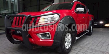 Foto Nissan NP300 Frontier 4P LE L4 TM6 A/AC. VE ESTRIBOS RA-16 usado (2017) color Rojo precio $329,000