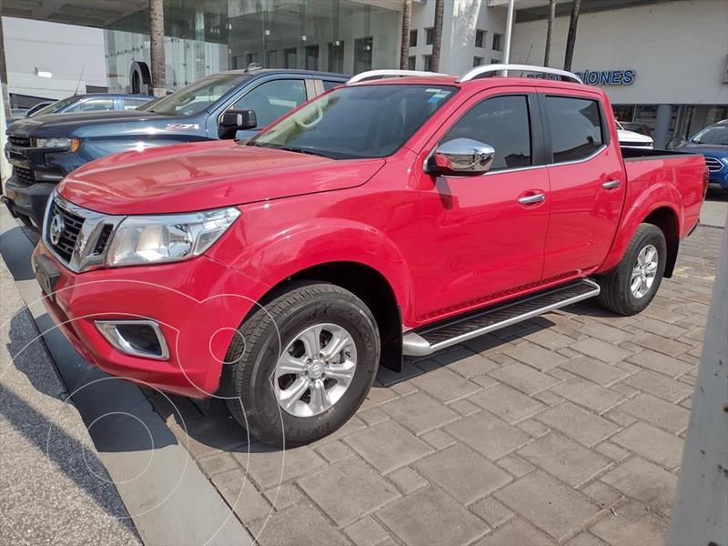 Foto Nissan NP300 Frontier LE TM AC 6 VEL 20 usado (2020) color Rojo precio $424,000