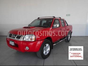 Nissan NP300 Frontier LE A/A usado (2015) color Rojo precio $239,000
