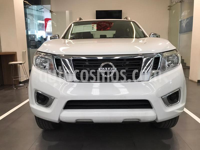 Nissan NP300 Frontier LE A/A usado (2020) color Blanco precio $429,900