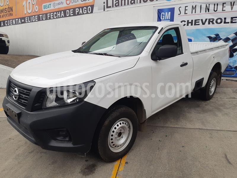 Nissan NP300 Frontier XE A/A usado (2020) color Blanco precio $285,000