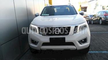 Nissan NP300 Frontier LE Diesel 4x4 A/A Aut usado (2018) color Blanco precio $430,000