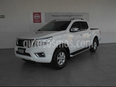 foto Nissan NP300 Frontier 4p Platinum LE L4/2.4 Man usado (2019) color Blanco precio $389,000