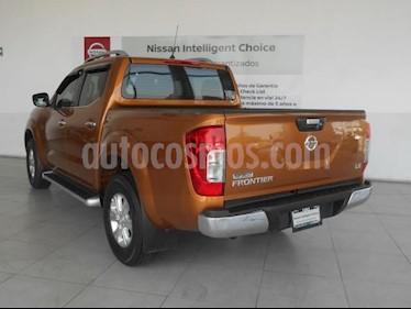 Foto Nissan NP300 Frontier 4p LE L4/2.4 Man usado (2019) color Naranja precio $359,000