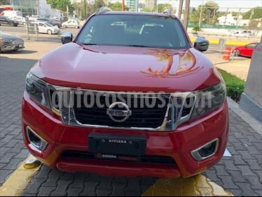 Nissan NP300 Frontier Doble Cabina S Diesel 4x4 A/A Paquete de Seguridad usado (2020) color Rojo precio $549,000