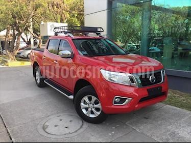 Nissan NP300 Frontier LE A/A usado (2019) color Rojo precio $370,000