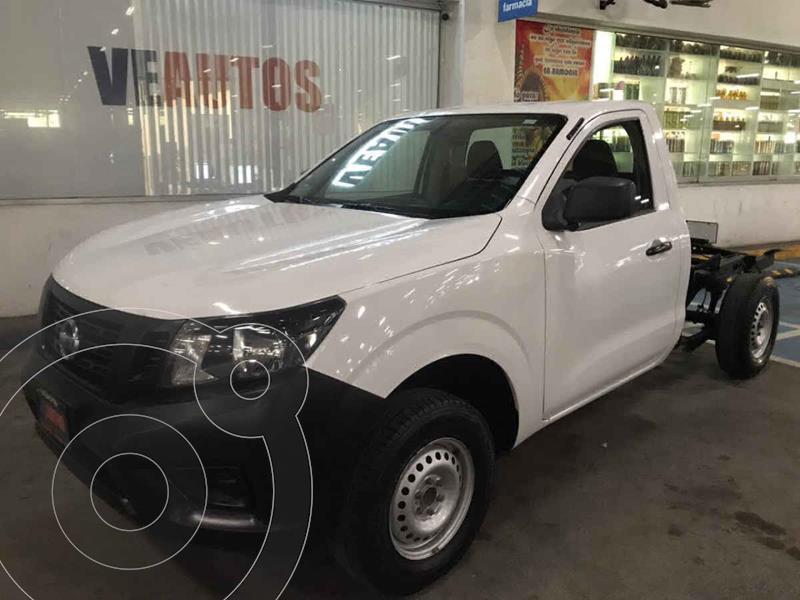 Nissan NP300 Frontier LE A/A usado (2016) color Blanco precio $224,000