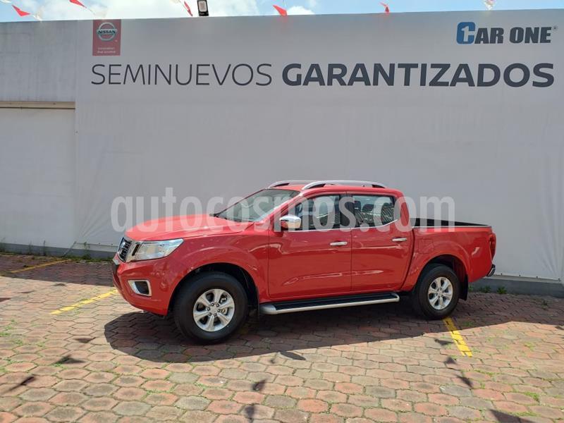 Foto Nissan NP300 Frontier LE A/A usado (2020) color Rojo precio $415,000