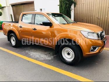Nissan NP300 Frontier XE A/A Paquete de Seguridad usado (2016) color Naranja precio $210,000