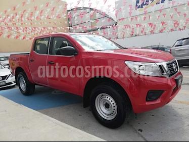Foto venta Auto usado Nissan NP300 Frontier XE A/A (2018) color Rojo precio $325,000