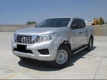 Foto venta Auto usado Nissan NP300 Frontier XE A/A (2016) color Plata precio $258,000