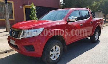 Nissan Navara NP300 2.3 SE 4x4  usado (2017) color Rojo precio $13.900.000
