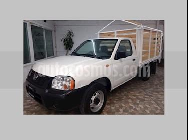 Foto venta Auto usado Nissan NP300 2.4L Chasis Dh  Paquete de seguridad (2015) color Blanco precio $1,465,999