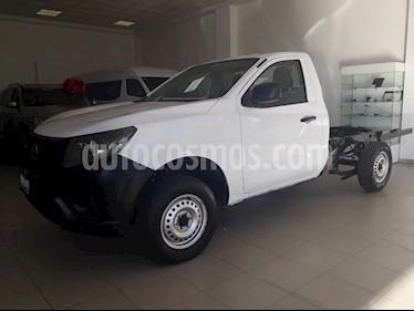 Foto venta Auto usado Nissan NP300 2.4L Chasis  (2016) color Blanco precio $219,999