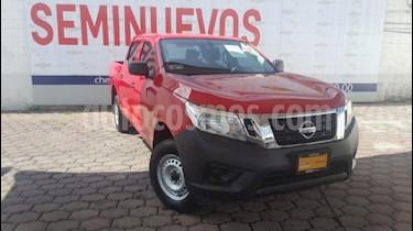 Foto venta Auto Seminuevo Nissan NP300 2.4L Doble Cabina 4x4  (2018) color Rojo precio $305,000