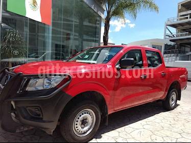Foto venta Auto usado Nissan NP300 2.4L Doble Cabina SE A/A Paquete de Seguridad (2018) color Rojo precio $294,000