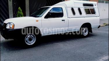 Foto venta Auto Seminuevo Nissan NP300 2.4L Pick-up Dh  (2013) color Blanco precio $169,000
