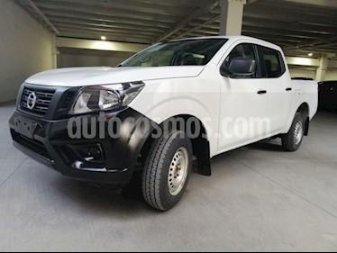 Foto venta Auto Seminuevo Nissan NP300 2.4L Pick-up Dh (2016) color Blanco precio $257,000