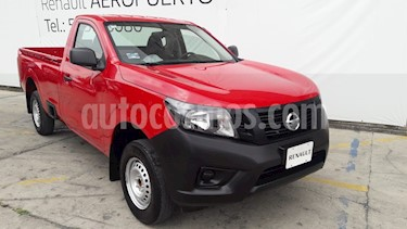 Foto venta Auto usado Nissan NP300 2.4L Pick-up Dh   (2019) color Rojo precio $289,000