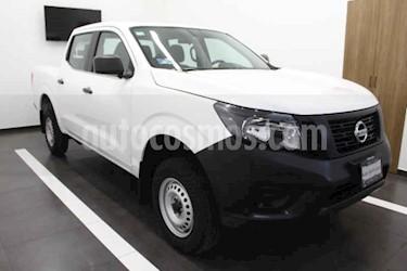 Foto venta Auto usado Nissan NP300 2.5L Chasis Cabina Dh (2017) color Blanco precio $245,000