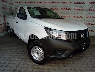 Foto Nissan NP300 2.5L Pick-up Dh A/A Paquete de Seguridad usado (2019) color Blanco precio $285,000