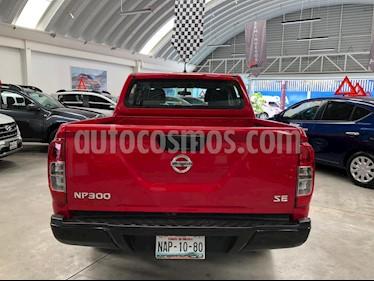 Foto venta Auto usado Nissan NP300 Doble Cabina Limited Edition (2017) color Rojo precio $269,000