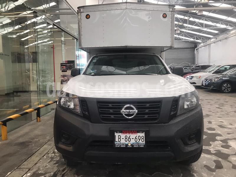 Nissan NP300 2.5L Doble Cabina SE A/A usado (2018) color Blanco precio $279,900