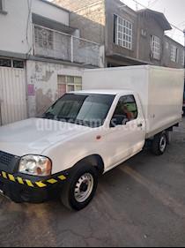 Nissan NP300 2.4L Pick-up Dh usado (2009) color Blanco precio $119,000