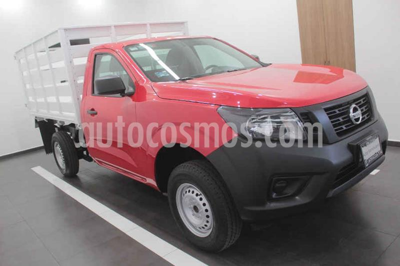 Nissan NP300 2.4L Chasis  usado (2020) color Rojo precio $319,000