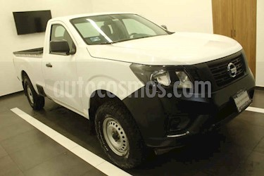 Nissan NP300 2 pts. Pick up TM DH AC 6 Vel usado (2018) color Blanco precio $249,000
