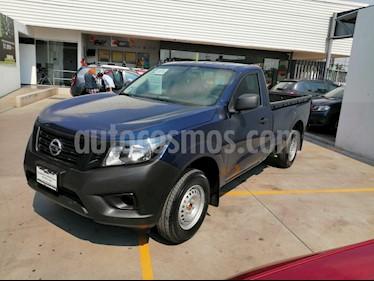 Foto Nissan NP300 2.4L Pick-up Dh   usado (2019) color Azul precio $250,000