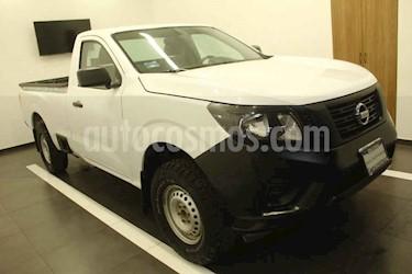 Nissan NP300 2 pts. Pick up TM DH AC 6 Vel usado (2018) color Blanco precio $249,000