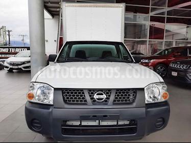 Nissan NP300 2.5L Chasis Cabina Dh usado (2014) color Blanco precio $169,000