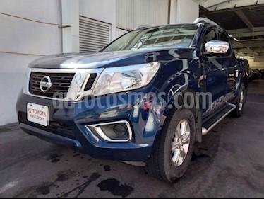 Nissan NP300 4p LE TM AC usado (2018) color Azul precio $315,000