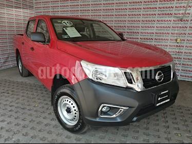 Nissan NP300 2.4L Doble Cabina SE A/A Paquete de Seguridad usado (2019) color Rojo precio $299,000