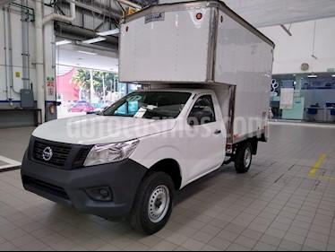 Nissan NP300 2.5L Chasis Cabina Diesel Bolsas de Aire Dh A/A usado (2017) color Blanco precio $275,000