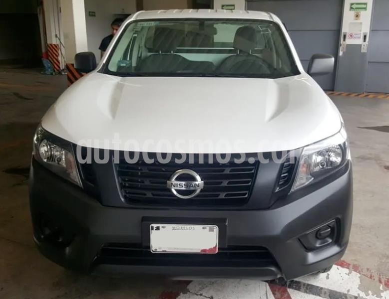Nissan NP300 2.5L Pick-up Dh A/A usado (2020) color Blanco precio $302,000