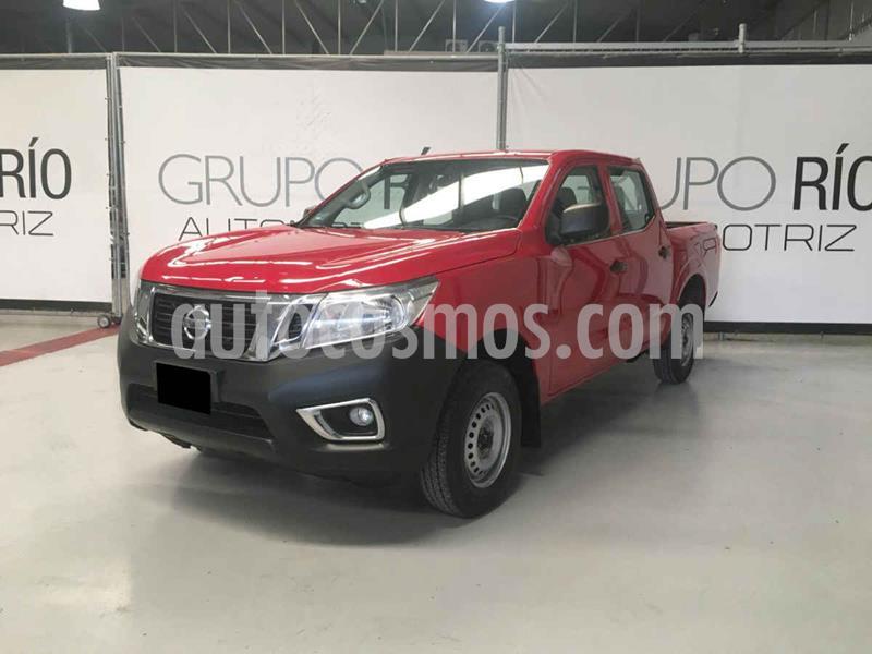 Nissan NP300 SE A/A Paq. de Seg. usado (2018) color Rojo precio $258,000