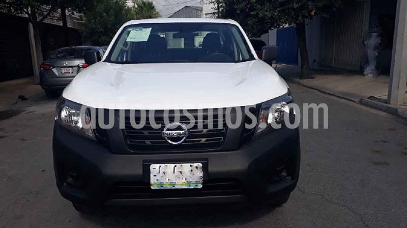 Nissan NP300 2.5L Doble Cabina S A/A Paquete de Seguridad usado (2018) color Blanco precio $249,000