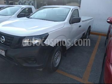 Nissan NP300 2.5L Pick-up Dh A/A Paquete de Seguridad usado (2018) color Blanco precio $262,000