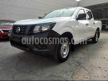 Nissan NP300 2.4L Chasis Dh usado (2019) color Blanco precio $299,000