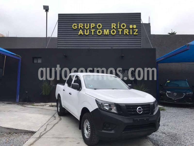 Nissan NP300 SE A/A Paq. de Seg. usado (2018) color Blanco precio $255,000