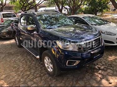 Nissan NP300 2.5L Pick-up Dh Paquete de Seguridad usado (2019) color Azul Marino precio $360,000