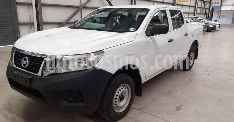 Nissan NP300 2.5L Doble Cabina SE A/A usado (2020) color Blanco precio $289,900