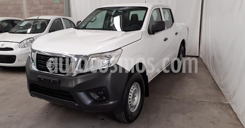 Nissan NP300 2.5L Chasis Cabina Dh usado (2020) color Blanco precio $289,900