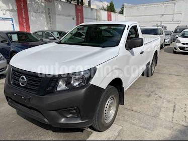 Nissan NP300 2.4L Chasis Dh usado (2019) color Blanco precio $270,000