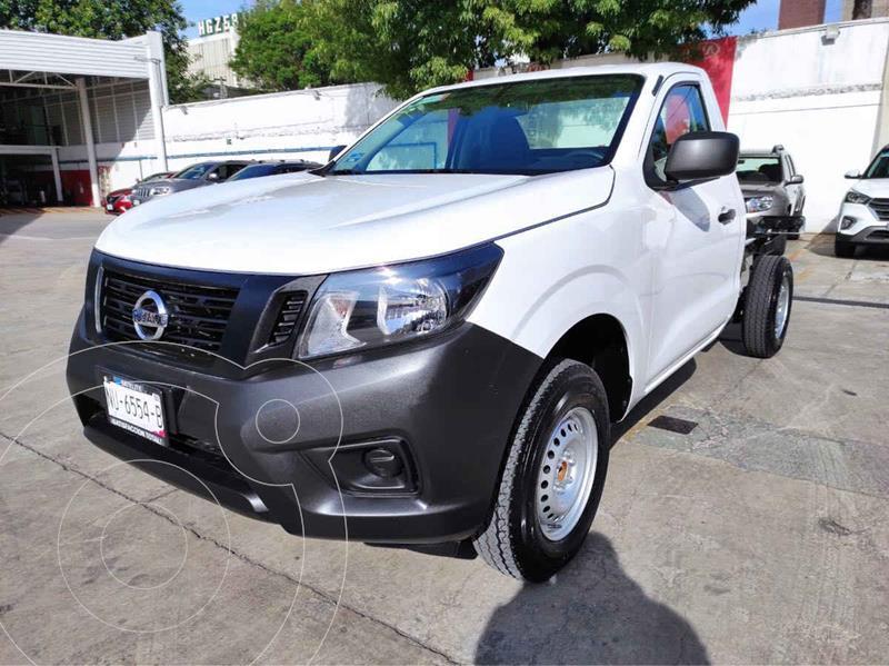 Foto Nissan NP300 Version usado (2020) color Blanco precio $310,000