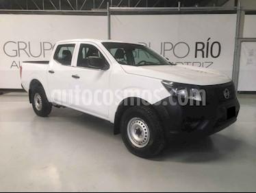 Nissan NP300 S A/A usado (2018) color Blanco precio $255,000